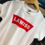 Tee-shirt détourné La'Miss Original Mirabilia lp