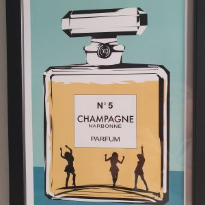 cadre Champagne N°5 Narbonne