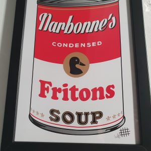 cadre Narbonne Fritons