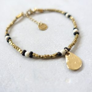 Bracelet MACHO naturel Maison Clairon
