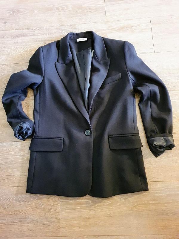 Blazer noir Ninette