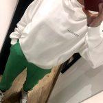 Sweat capuche blanc Ninette