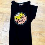 Tee-shirt Tradition noir la petite française