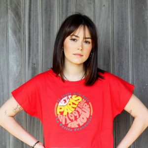 Tee-shirt Tradition rouge la petite française